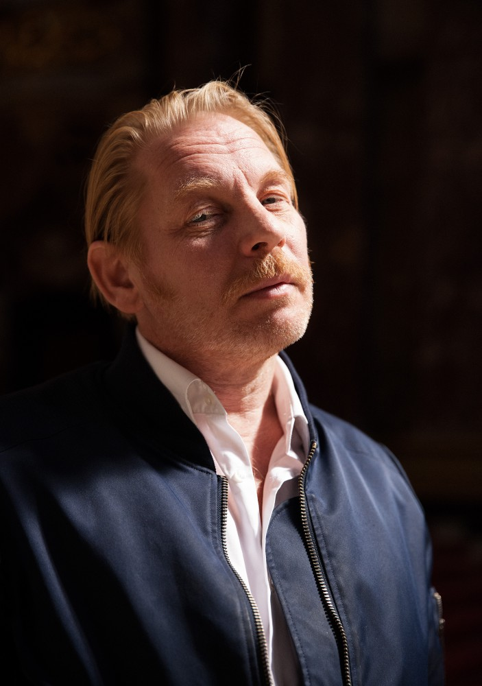 Ben Becker, actor