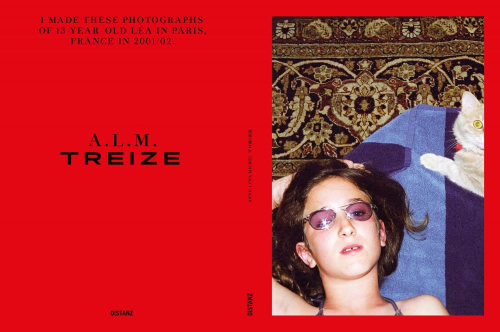 »TREIZE«, 2018, Artist Book